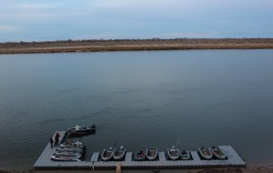 Рыболовная база в Астрахани