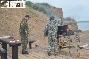Рыболовная база Астрахань